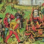La Caza de Brujas en Alemania causó más victimas mortales que la Inquisición Española en toda su historia.