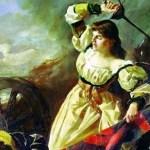María Pita, la coruñesa que rechazó a la «Contra Armada» de Francis Drake: «Quien tenga honra que me siga»