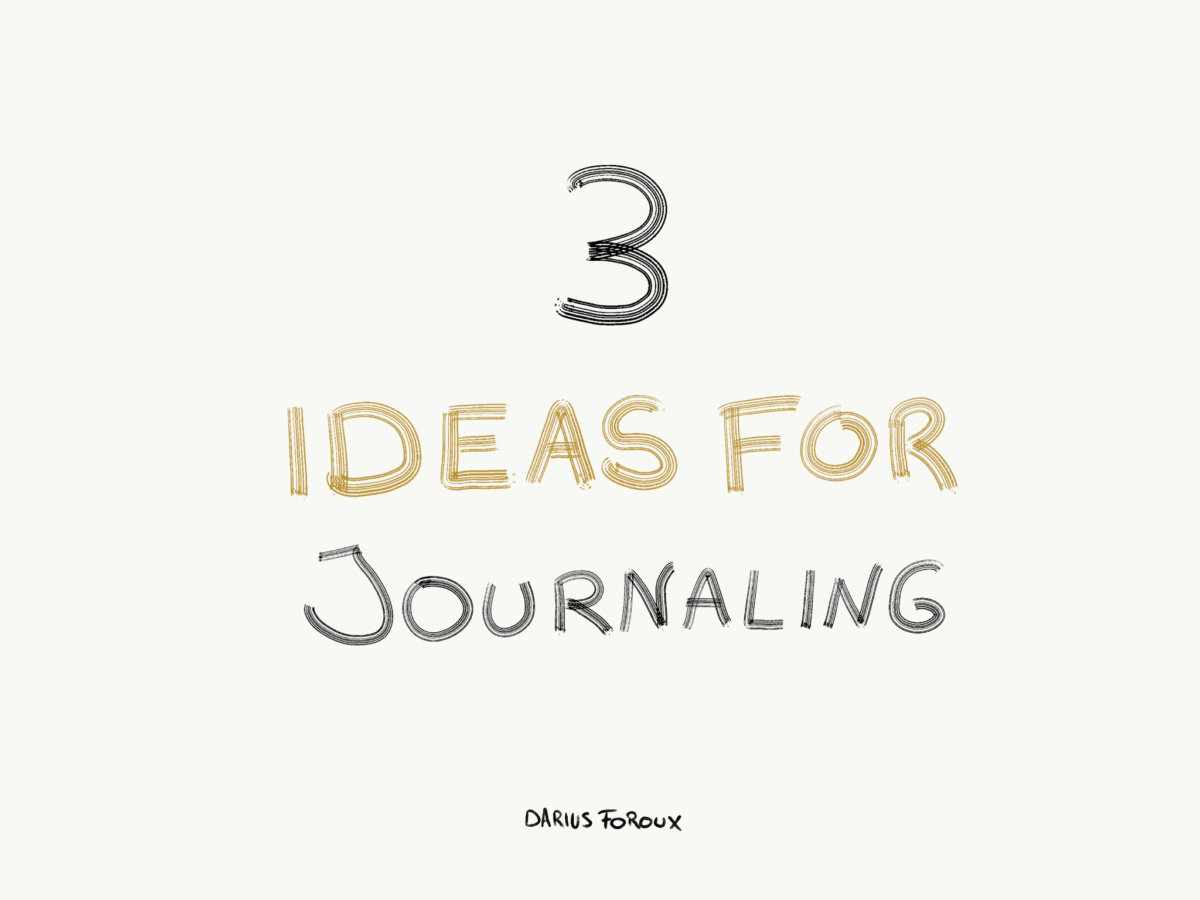 How To Journal For Self-Improvement