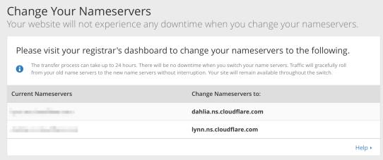 dodaj stronę zmień DNS