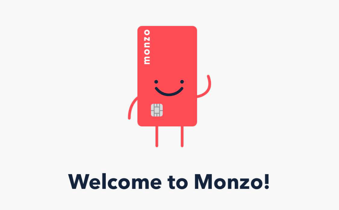 Welcome to Monzo!