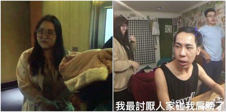 臺灣又出現「肩膀姊」 看電影滑手機被拍肩提醒,PO上臉書,最後惱羞竟反告性騷擾 :胸部長在肩膀上逆