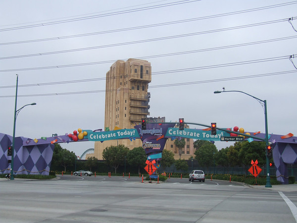 Sorry, you can't park in a Construction Zone, Halloween is coming, so is the OC Fair
