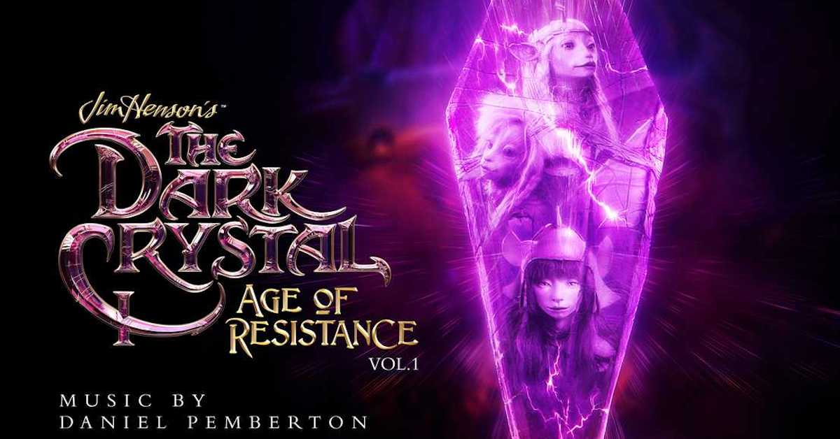 Listen to The Dark Crystal: Age of Resistance Music