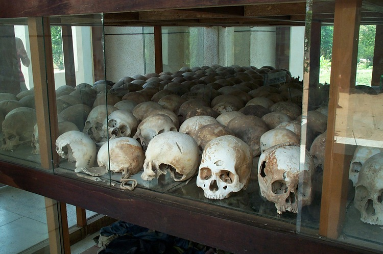 Tuol Sleng Genocide Museum, The Killing Fields, Cambodia