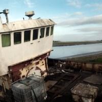 Glencaple Trawler