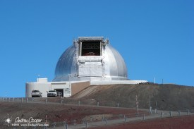 The NASA Infrared Telescope facility (IRTF)