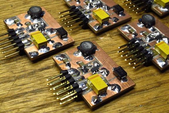 LED Current Regulator Modules
