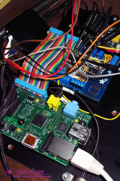 Raspberry Pi Data Acquisition