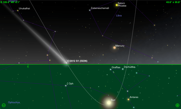ISON After Perihelion
