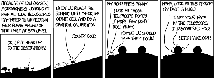 xkcd – A Darker View