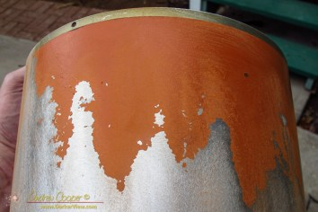 Stripping the Orange
