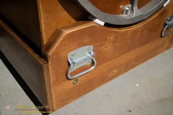 Trunk Handles on the Rocker Box