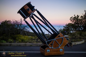 "20"" f/4 Obsession Telescope"