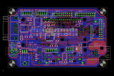GenPIC PCB