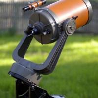 Classic C8 telescope