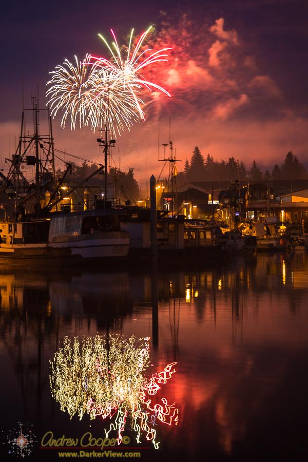 Petersburg Fireworks
