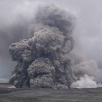 Kilauea Ash Cloud 27May2018