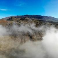 Mauna Kea above the Morning Fog