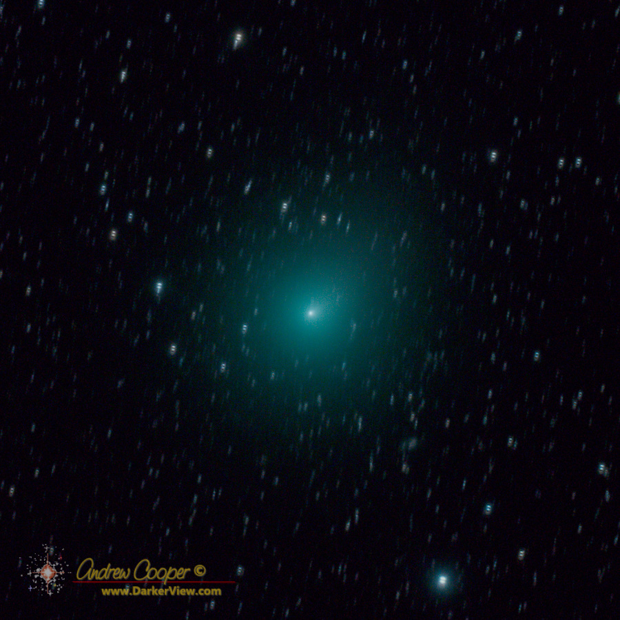 Comet 46P/Wirtanen on January 5th, 2018