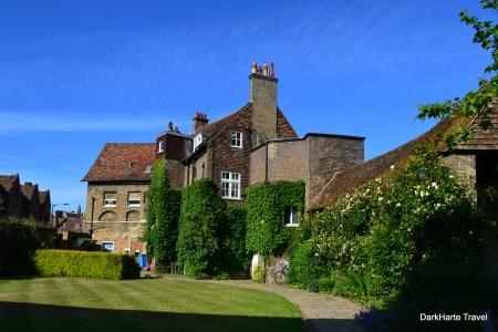 Old Granary Darwin College
