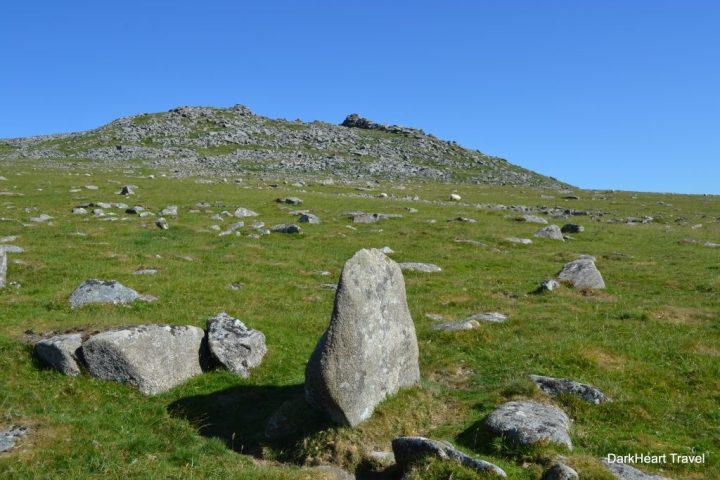 Rough Tor boulders