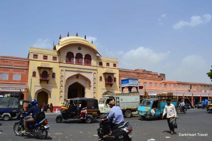 Jaipur - Tripolia Gate