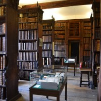 Old Library, Queens' College