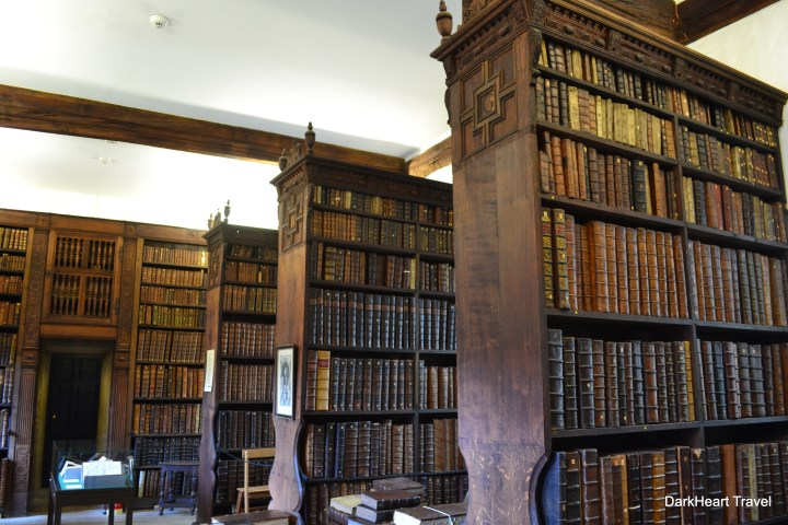 Queens College Old Library 4