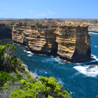 How to travel the Great Ocean Road by public transport