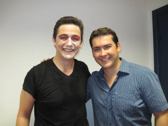 With Teador Ilincai