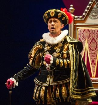 Alexander as Filippo ll