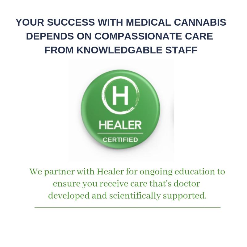 Healer Certified- Success
