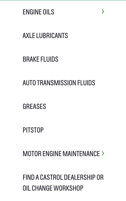 Castrol India Engine Oil