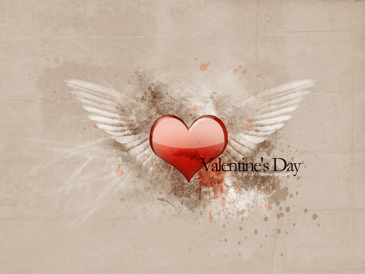 Valentines Day Here PersephoneVics World