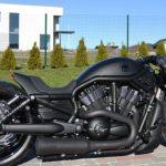 Harley Davidson V Rod Special By Fredy Dark Kustom Custom Bikes