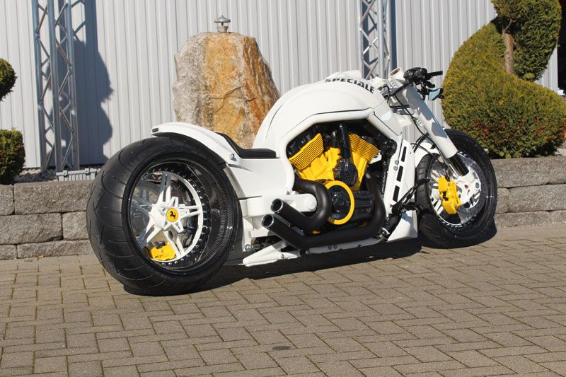 """Harley Davidson V Rod """"speciale"""" By No Limit Custom  Review"""