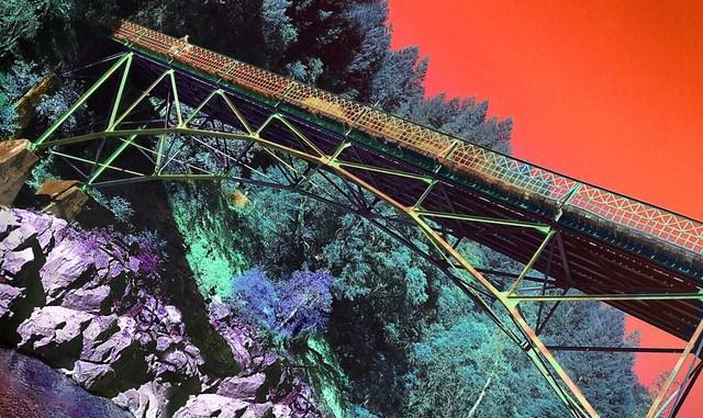 The Spiral Electric - No Bridge Left Unburned