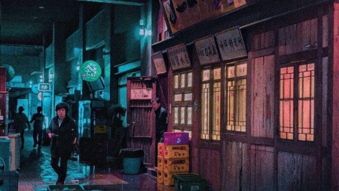 Saros - Tokyo Lights