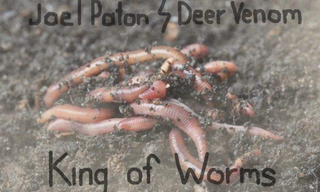 Joel Paton : Deer Venom - King Of Worms