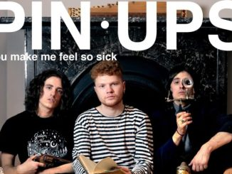 You Make Me Feel So Sick - Pin Ups