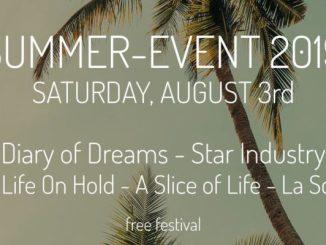 Summer-Event 2019