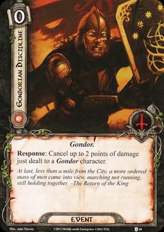 gondorian-discipline