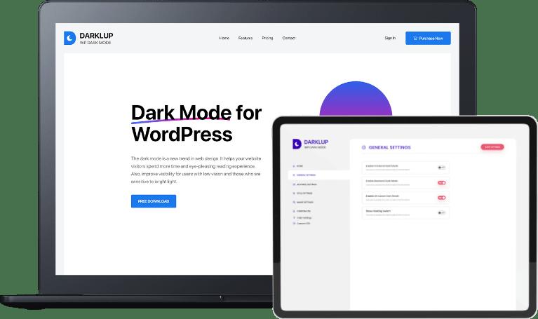 Dark Mode