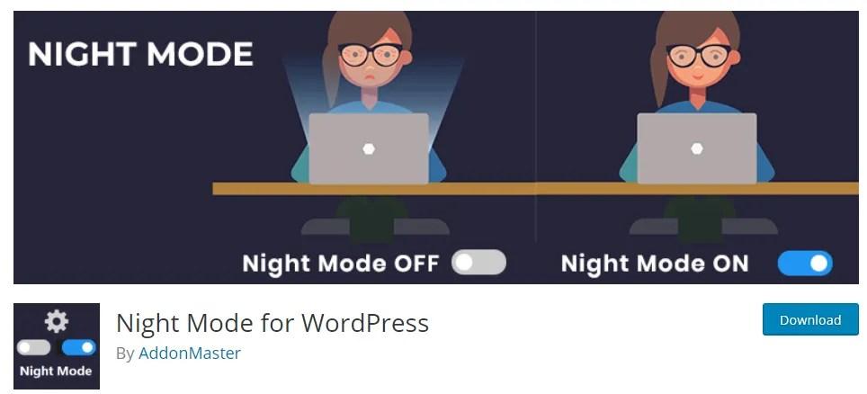 night mode