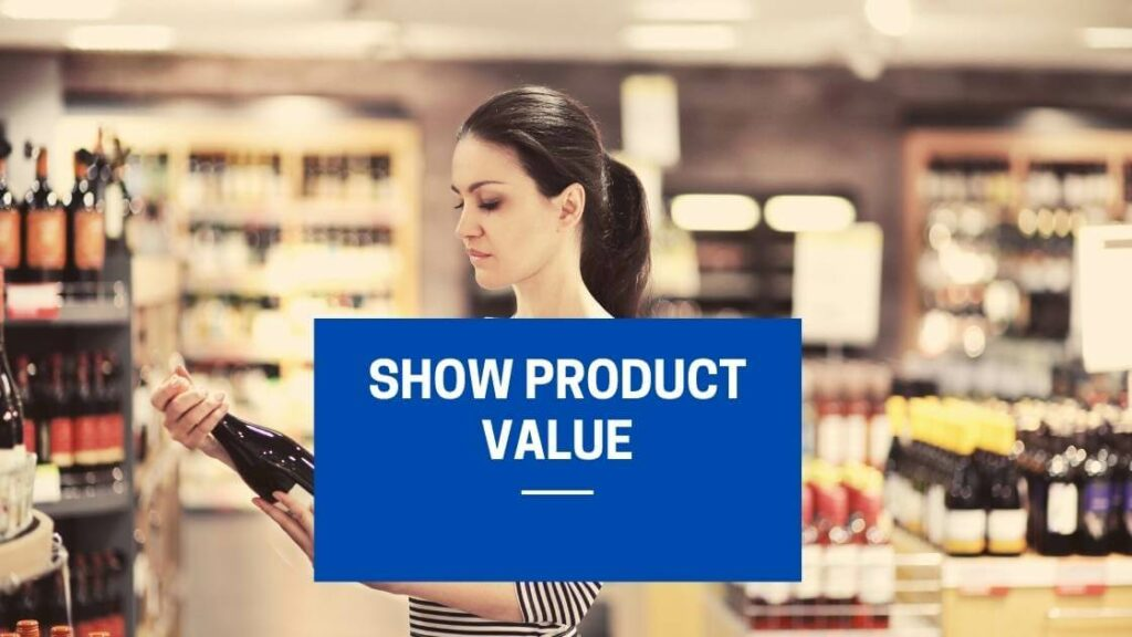 Product value