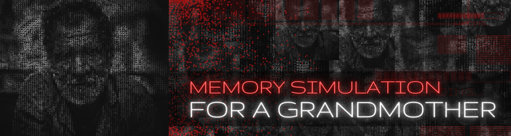 Memory Simulation for a Grandmother