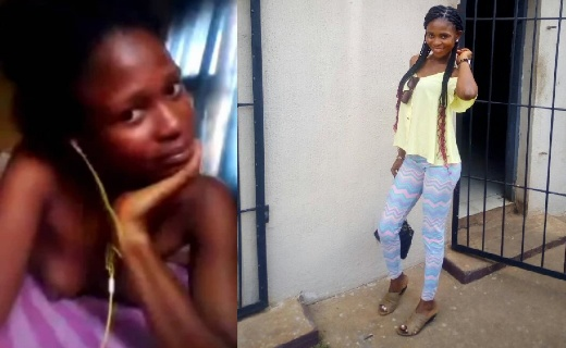 Leak Video Enugu State Girl I.J Baby Sent To Sugar Daddy