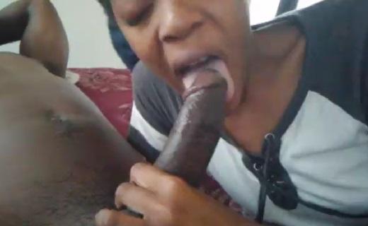 Leak Video Of Obusa Sucking Long Kondo