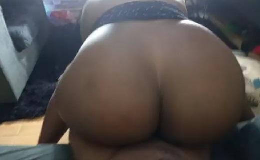 WATCH: Accra Man Record Big Ass Pounding Him
